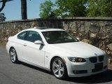 2007 Alpine White BMW 3 Series 335i Coupe #28312330
