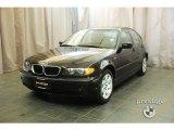 2005 Jet Black BMW 3 Series 325xi Sedan #28312202