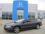1999 Chrysler Sebring Deep Slate Pearl