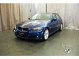 2009 Montego Blue Metallic BMW 3 Series 328i Sedan #28312209