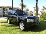 2006 Java Black Pearl Land Rover Range Rover HSE #28312723