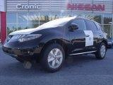 2010 Super Black Nissan Murano SL #28312502