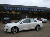 2010 White Suede Ford Fusion SEL #28312587