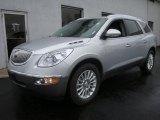 2010 Quicksilver Metallic Buick Enclave CXL AWD #28312268