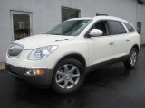 2010 White Diamond Tricoat Buick Enclave CXL AWD #28312269