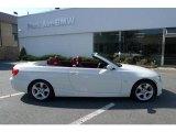 2008 Alpine White BMW 3 Series 328i Convertible #28312276