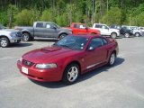 2003 Redfire Metallic Ford Mustang V6 Coupe #28312767