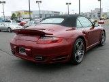 2008 Porsche 911 Ruby Red Metallic