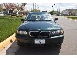 2003 Oxford Green Metallic BMW 3 Series 325i Sedan #28364200