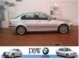 2003 Titanium Silver Metallic BMW 3 Series 330xi Sedan #2833337