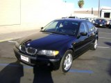 2004 Jet Black BMW 3 Series 325i Sedan #2833914