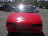 1992 Bright Red Geo Storm GSi Coupe #28364423