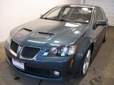 2009 Pacific Slate Metallic Pontiac G8 Sedan #28364282