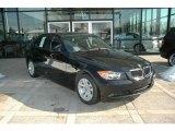2006 Jet Black BMW 3 Series 325xi Sedan #2832713