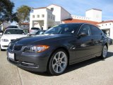 2007 Sparkling Graphite Metallic BMW 3 Series 335i Sedan #2828626