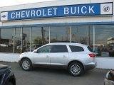 2010 Quicksilver Metallic Buick Enclave CXL AWD #28364327