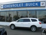 2010 White Opal Buick Enclave CXL AWD #28364328