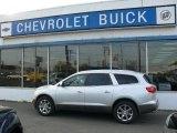 2010 Quicksilver Metallic Buick Enclave CXL AWD #28364329
