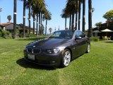 2008 Sparkling Graphite Metallic BMW 3 Series 335i Coupe #28397534