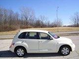 2007 Cool Vanilla White Chrysler PT Cruiser  #2827117