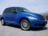 2007 Ocean Blue Pearl Chrysler PT Cruiser Street Cruiser Pacific Coast Highway Edition #28402688