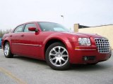 2008 Inferno Red Crystal Pearl Chrysler 300 Touring #28402689