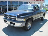 2000 Black Dodge Ram 1500 Regular Cab #28403121