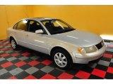 2000 Satin Silver Metallic Volkswagen Passat GLS 1.8T Sedan #28403146