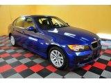2007 Montego Blue Metallic BMW 3 Series 328xi Sedan #28403153