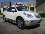 2008 White Diamond Tri Coat Buick Enclave CXL #28403163