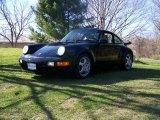 1992 Porsche 911 Black