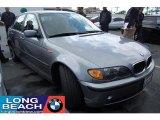 2004 Grey Green Metallic BMW 3 Series 325i Sedan #28402955