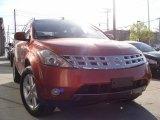 2003 Sunlit Copper Metallic Nissan Murano SE AWD #28403347