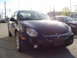2003 Black Dodge Neon SXT #28403348