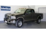 2007 Ford F250 Super Duty Dark Stone Metallic