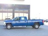 2008 Chevrolet Silverado 3500HD Work Truck Crew Cab 4x4 Data, Info and Specs