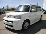 2005 Polar White Scion xB  #28402795