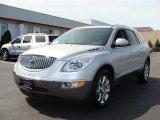 2009 Quicksilver Metallic Buick Enclave CXL AWD #28402971