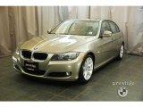 2009 Platinum Bronze Metallic BMW 3 Series 328i Sedan #28402649