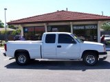2004 Summit White Chevrolet Silverado 1500 LS Extended Cab #28403086