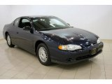 2000 Navy Blue Metallic Chevrolet Monte Carlo LS #28403254