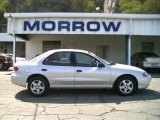 2003 Ultra Silver Metallic Chevrolet Cavalier LS Sedan #28402821
