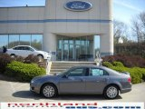 2010 Sterling Grey Metallic Ford Fusion SEL #28402714