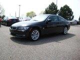 2011 Jet Black BMW 3 Series 328i xDrive Coupe #28402867