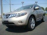 2009 Saharan Stone Metallic Nissan Murano LE AWD #28461484
