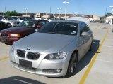 2007 Titanium Silver Metallic BMW 3 Series 335i Coupe #28461815