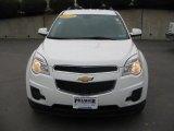 2010 Summit White Chevrolet Equinox LT AWD #28461357