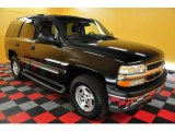 2004 Black Chevrolet Tahoe LS 4x4 #28461828