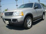 2003 Silver Birch Metallic Ford Explorer XLT AWD #28461493