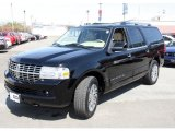 2008 Black Lincoln Navigator L Luxury 4x4 #28461229